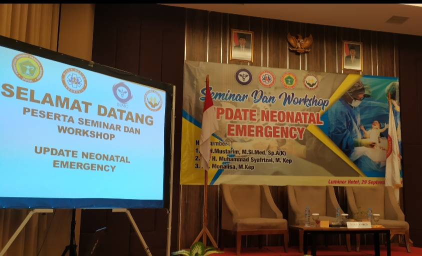 Seminar dan Workshop Update Neonatal Emergency